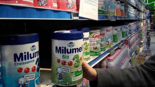 """DIRECT. Lait infantile contaminé : le ministre de l'Agriculture dénonce un """"dysfonctionnement majeur"""" dans le retrait des produits Lactalis"""