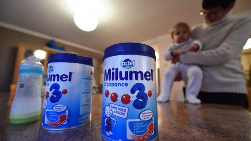 """Vente de laits Lactalis: """"Il n'y a pas assez de personnel pour contrôler le retrait effectif de tous les produits"""""""