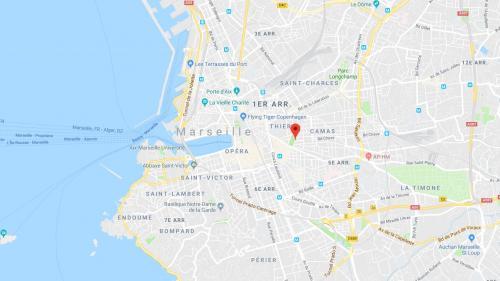 Marseille : un homme tué et une autre gravement blessé à la kalachnikov en plein centre-ville