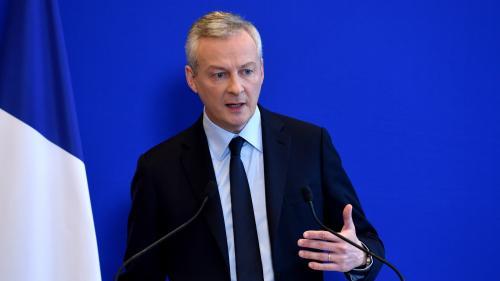"""""""Il n'y aura pas de nouvel impôt pendant le quinquennat"""", y compris pour compenser la taxe d'habitation, promet Bruno Le Maire"""