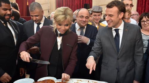 Emmanuel Macron veut faire entrer la baguette de pain au patrimoine mondial de l'humanité