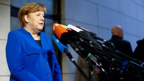 Allemagne : Angela Merkel arrache un accord de principe aux sociaux-démocrates pour former un gouvernement