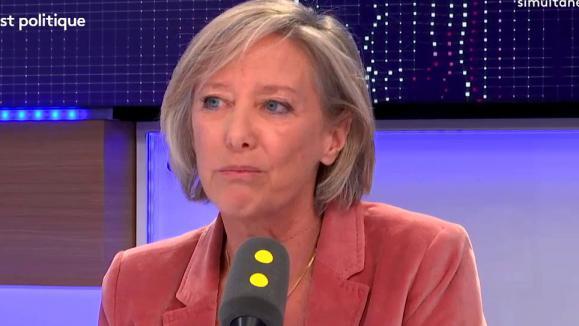 Sophie Cluzel, secrétaire d'État chargée des personnes handicapées, invitée de l\'émission Tout est politique, vendredi 12 janvier, sur franceinfo.
