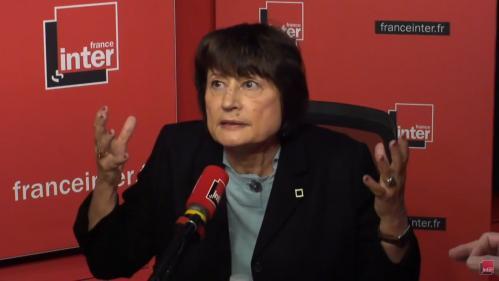 """VIDEO. """"Il faut apprendre aux femmes à avoir du courage devant un frotteur du métro"""", affirme Catherine Millet"""