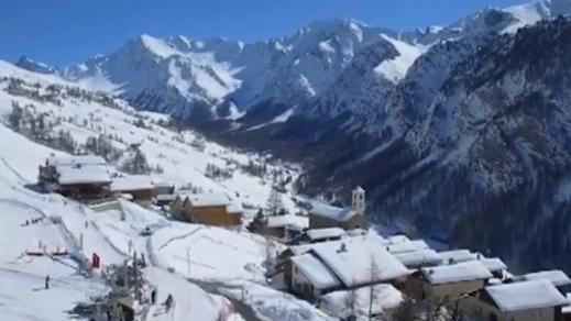 Hautes-Alpes : Saint-Véran, le village le plus haut d'Europe
