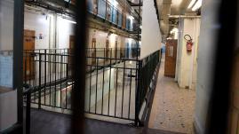 Surveillants pénitentiaires : cinquième journée de mobilisation à Fresnes