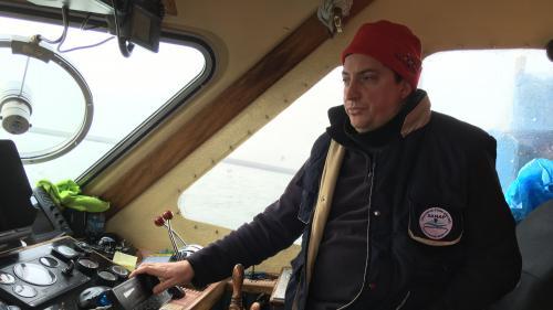 """""""Le sud de la mer du Nord est un désert aquatique"""" : à Dunkerque, les pêcheurs espèrent la fin de la pêche électrique"""