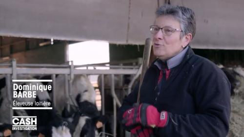"""VIDEO. Le coup de gueule d'une éleveuse laitière dans """"Cash Investigation"""""""