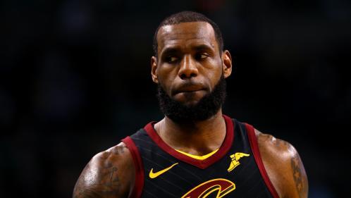 Etats-Unis : le basketteur LeBron James accuse Donald Trump d'encourager les racistes