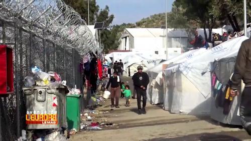 VIDEO. Grèce : pris au piège