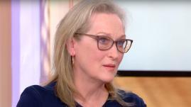 """VIDEO. """"J'aurais pu changer l'histoire"""" : Meryl Streep regrette de ne pas avoir vu les agissements d'Harvey Weinstein"""