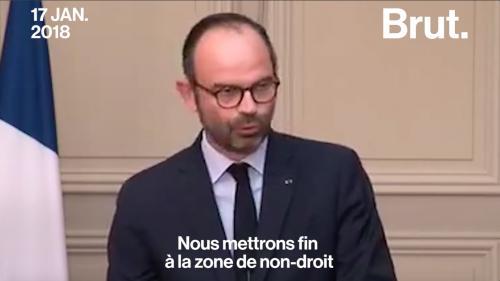 """Notre-Dame-des-Landes : Édouard Philippe exige l'évacuation des """"squats qui débordent sur la route"""""""