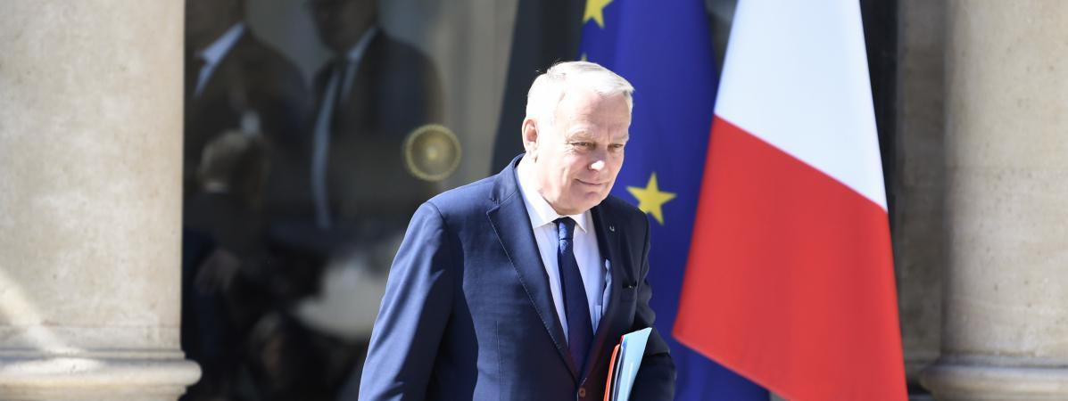 L\'ancien Premier ministre et ancien maire de Nantes (Loire-Atlantique), Jean-Marc Ayrault, le 10 mai 2017, à Paris.
