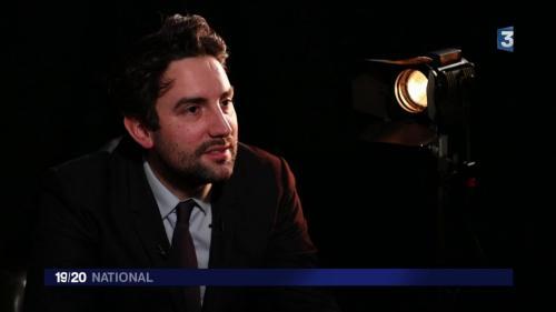 """VIDEO. """"Ce que je vis est magique"""" : né d'un don de sperme anonyme, il retrouve son père biologique après une longue enquête"""