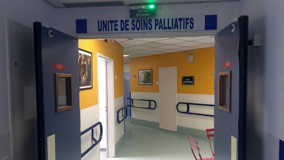 Fin de vie : dans le service de soins palliatifs d\'Argenteuil, \