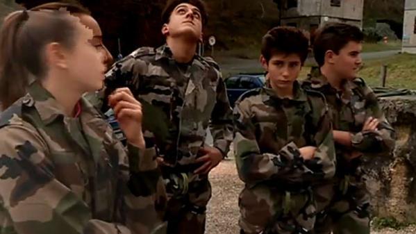 Dordogne : une classe option défense inédite dans un collège