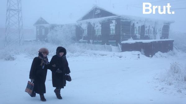VIDEO. A Oïmiakon, en Sibérie, il fait près de -68 °C