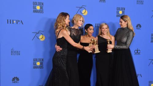 Golden Globes : les tenues des stars mises en vente sur Ebay pour financer une association de lutte contre le harcèlement sexuel