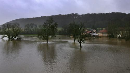 Intempéries : inquiétude dans la Meuse face à la crue