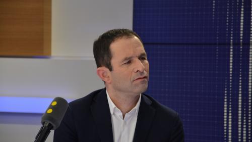 """""""Si c'était une erreur, il avait le temps de prendre la décision"""" : Benoît Hamon tacle Manuel Valls sur Notre-Dame-des-Landes"""