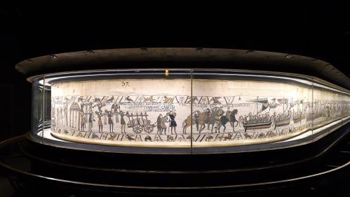 """""""Nous prendrons toutes les précautions du monde"""" : le délicat voyage de la tapisserie de Bayeux vers le Royaume-Uni"""