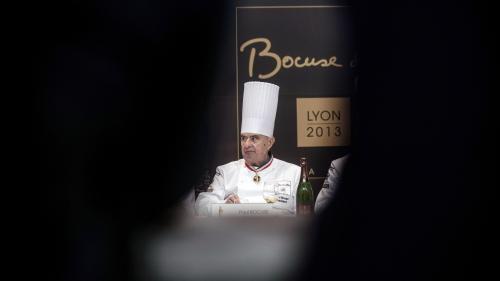 """VIDEO. """"Soupe VGE"""", """"cuisinier du siècle""""... Paul Bocuse, une carrière trois étoiles"""