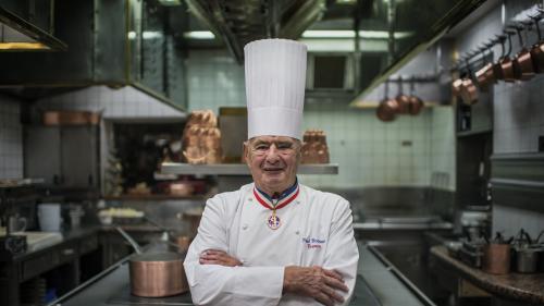 """Paul Bocuse, """"le pape de la gastronomie"""", est mort à 91 ans"""