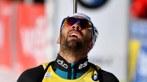 Cueilli à froid par Europe 1, le biathlète Martin Fourcade glisse une réplique qui fait mouche
