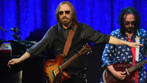 Le chanteur américain Tom Petty est mort d'une overdose de médicaments