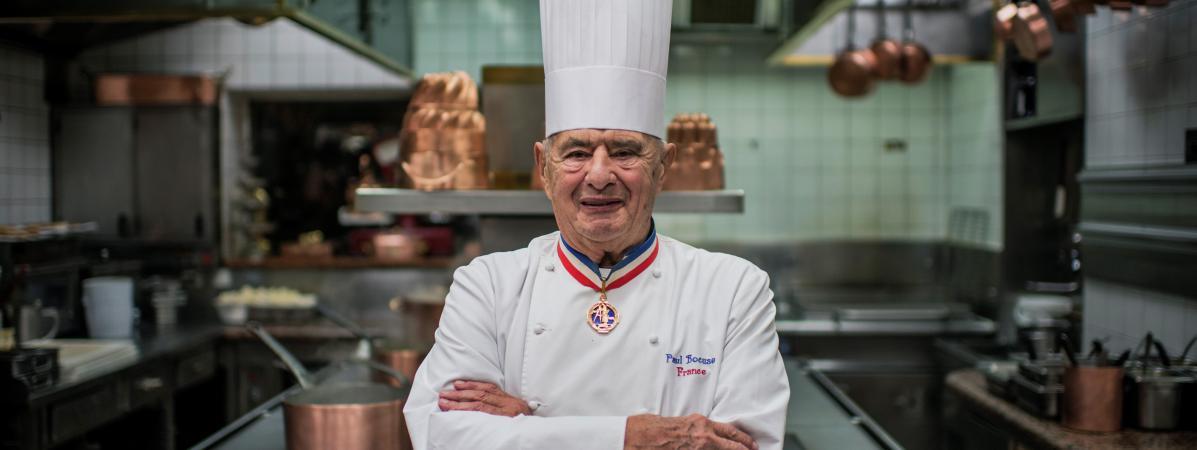 Mort de paul bocuse des comme a il n 39 y en a qu 39 un par for Chef cuisinier emploi