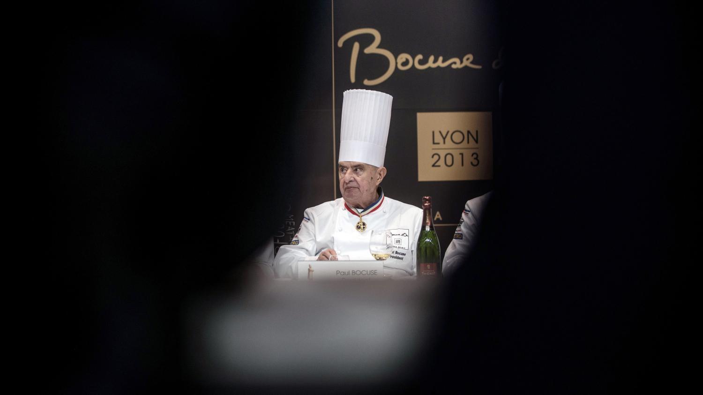 Video soupe vge cuisinier du si cle paul bocuse for Cuisinier 3 etoiles legumes