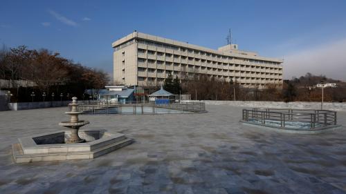 Afghanistan : l'hôtel Intercontinental de Kaboul attaqué par des hommes armés
