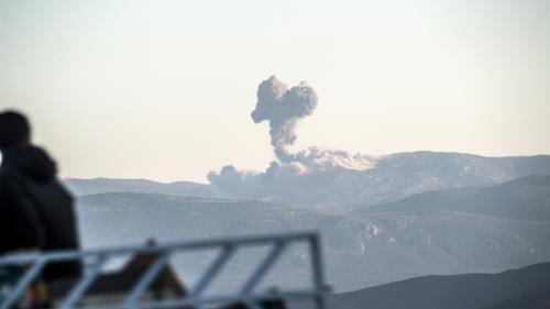 Syrie : la France demande la fin des combats dans une enclave kurde attaquée par la Turquie