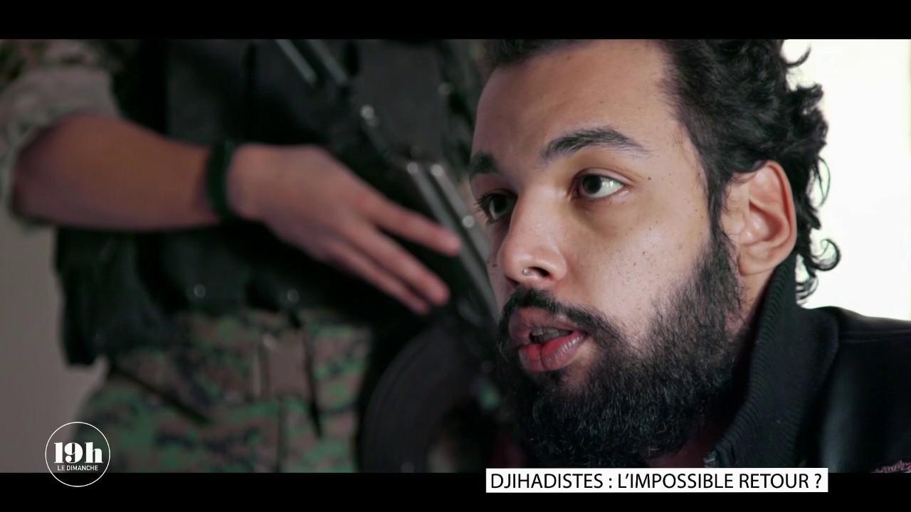 """VIDEO. """"Il y a beaucoup de cellules dormantes en France"""" affirme un jihadiste français détenu par les forces kurdes"""