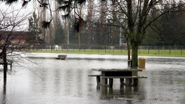 Intempéries : alerte aux inondations
