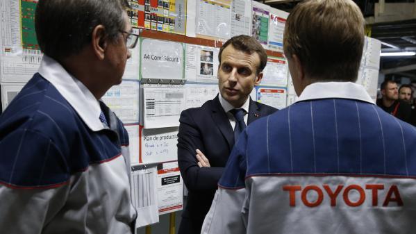 Toyota : le choix de la France