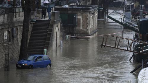 DIRECT. Après les fortes précipitations, 62 communes de Seine-Maritime sont privées d'eau potable