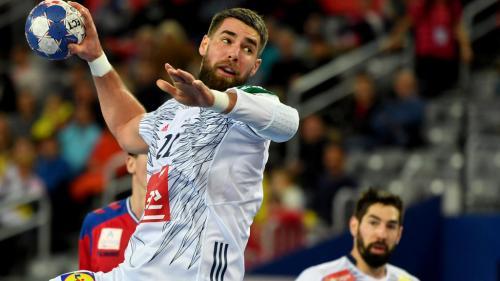 Euro 2018 de handball : les Bleus s'imposent facilement face à la Serbie