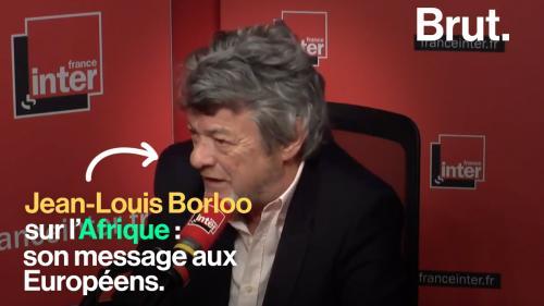 """Jean-Louis Borloo : """"On ne parle d'Afrique que dans des termes pas très heureux, plutôt angoissants"""""""
