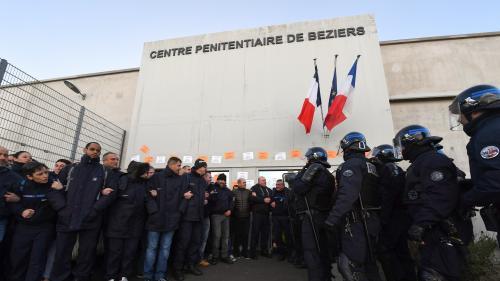 """Mouvement des surveillants pénitentiaires : les détenus sont les """"premières victimes des blocages"""""""