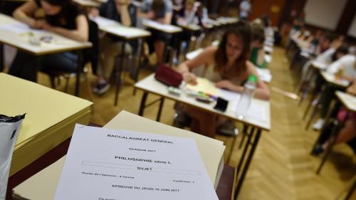 Réforme du baccalauréat : un rapport propose un lycée à la carte dès la seconde