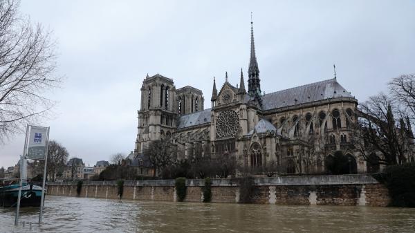 Inondations : à la découverte des bassins de rétention des eaux de la Seine