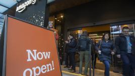 États-Unis : Amazon met en place un supermarché sans caisses