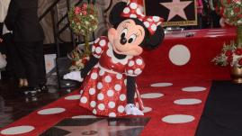 VIDEO. Minnie Mouse a enfin son étoile sur Hollywood Boulevard, 40 ans après Mickey