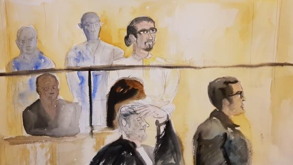 nouvel ordre mondial | Procès de Jawad Bendaoud : le logeur des terroristes plaide