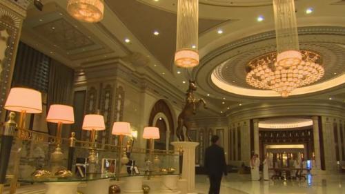 nouvel ordre mondial   VIDEO. Arabie saoudite : des dignitaires saoudiens condamnés à payer pour sortir de leur prison de luxe