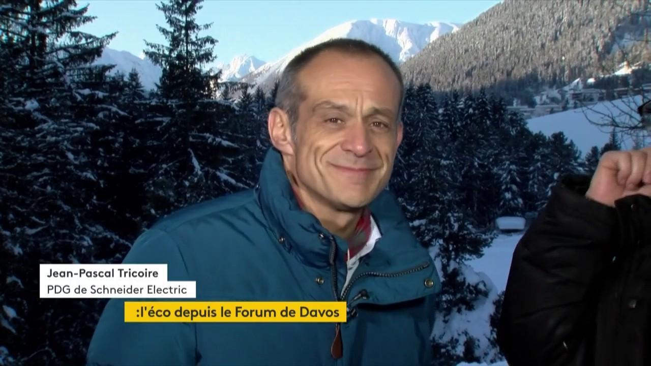 Pdg De N'est Davos Tricoire Pascal Electric Video Jean Schneider x1Hzt