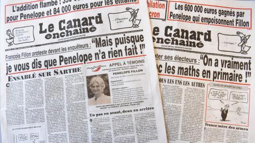 """""""Tout le monde s'est jeté sur 'Le Canard'"""" : un an après, les adversaires de François Fillon racontent le """"Penelopegate"""""""