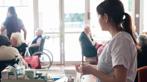 Santé : les infirmières se mobilisent contre le plan santé du gouvernement