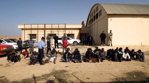 Migrants : à la rencontre des rescapés de la Libye